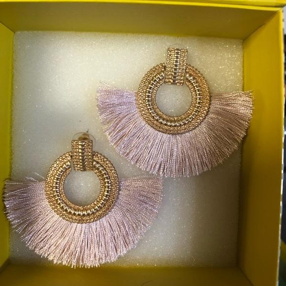 Francesca's Collections Jewelry - Francesca's Tassel Earrings